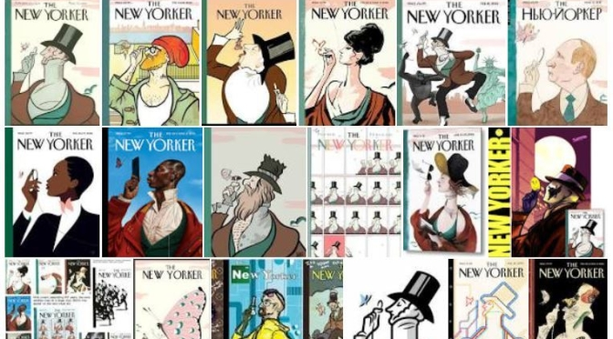 "Magazines: ""The New Yorker"" –  95 Years Of Excellence, And ""Eustace Tilley"" Covers (1925 – 2020)"