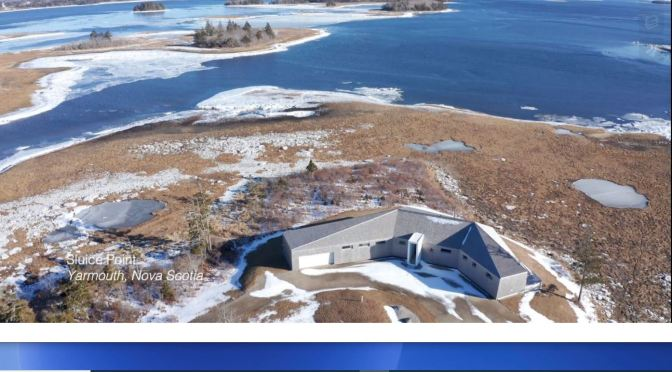 "Video Profiles: ""Remote, Subarctic Backdrops"" Of Nova Scotia Architect Omar Gandhi (NY Times)"