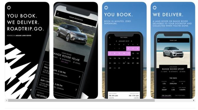 "Future Of Mobility: ""The Out"" Phone App Delivers Luxury Cars To Your Door"