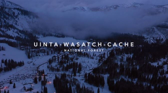 "New Travel Videos: ""Uinta-Wasatch-Cache National Forest"" (Pattiz Brothers)"