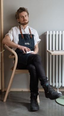 Villd Restaurant Owner & Chef Ossi Paloneva