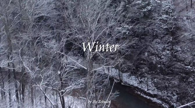 "New Aerial Travel Videos: ""Winter"" In Tennessee By Bo Schultz (2020)"