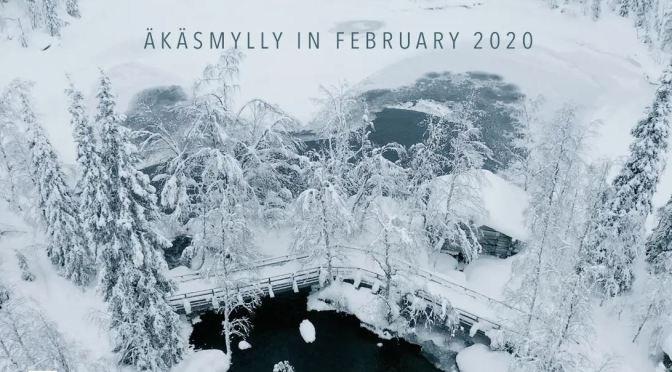 "Top New Travel Videos: ""Äkäsmylly – Finland"" By Timo Oksanen (Feb 2020)"