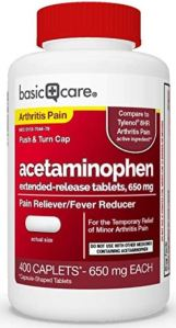 Acetaminophen Bottle
