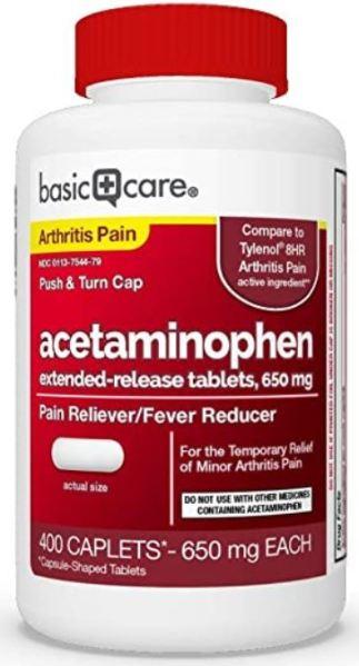 Acetaminophen Bottle