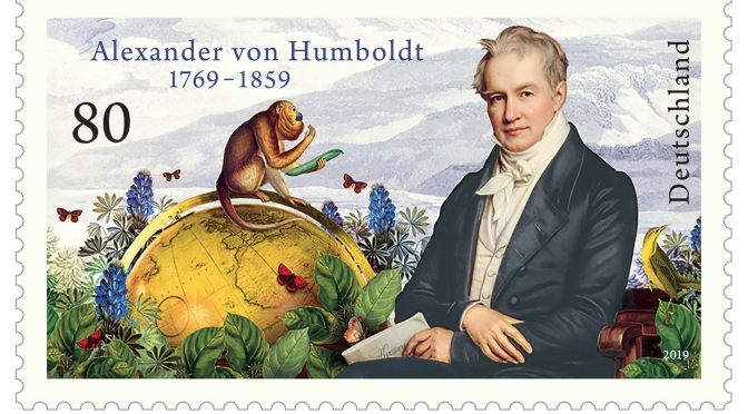 "Top Podcasts: Alexander Von Humboldt – ""The Last Man Who Knew It All"""
