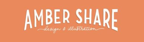 Amber Share website logo