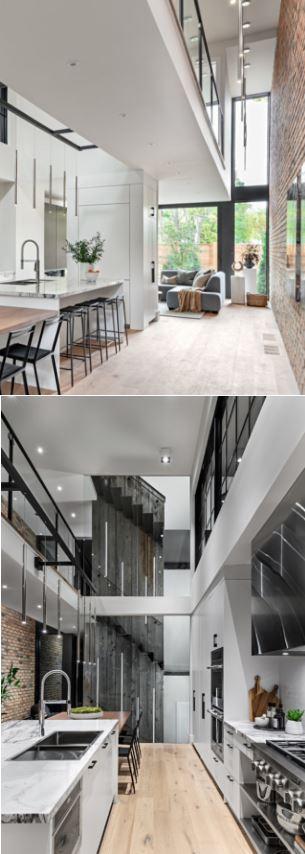 Ancerl Studio Toronto Sorauren 116 - 118 Interior