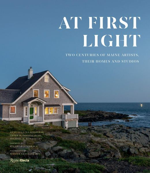 At First Light Two Centuries of Maine Artists Rizzoli March 2020