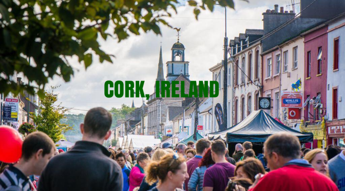 """Food Podcasts: The """"Rich Delights"""" Of Cork, Ireland's Second City"""