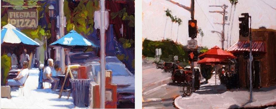 Dan Graziano Street Paintings - Website