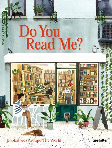 Do You Read Me? Marianne Julia Strauss Gestalten Books June 2020
