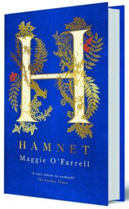 Hamnet Maggie O'Farrell March 31 2020