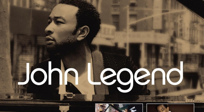 Music Interviews: Singer John Legend Talks About Career And Songwriting