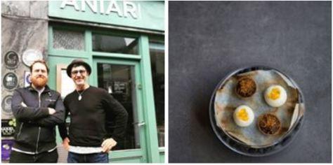 JP McMahon Aniari Restaurant Ireland