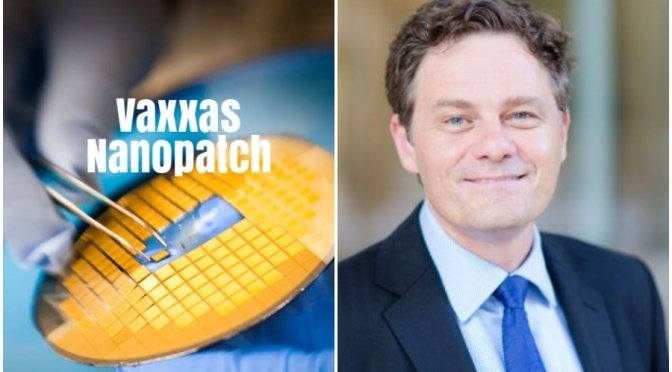 """Interview: Scientist And Inventor Mark Kendall – """"Nanopatch"""" Replacement For Vaccination (Podcast)"""