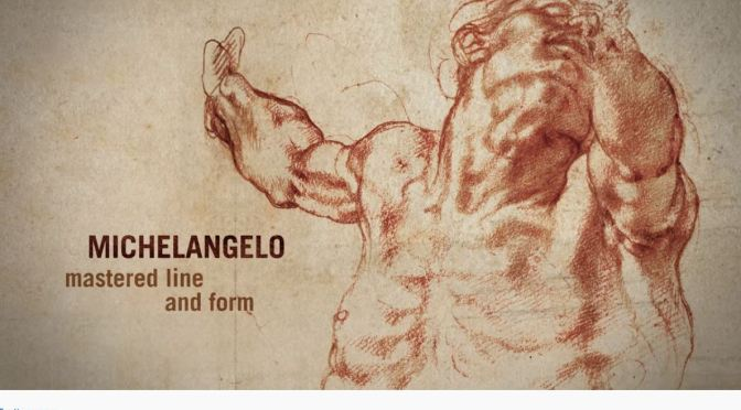 "Art History Videos: ""Michelangelo – Mind Of The Master"" (The Getty)"