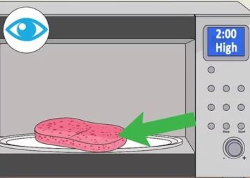 Microwave to Sterilize