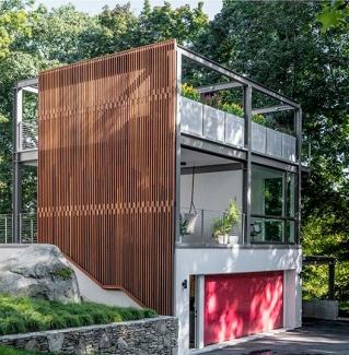 Modern Lantern Studio Flavin Architects