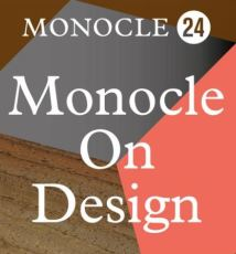 Monocle 24 On Design Logo