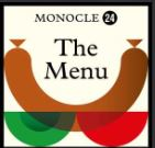 Monocle 24 The Menu podcast