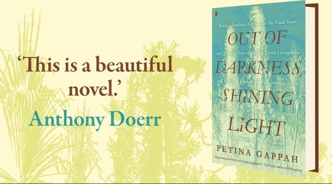 "Book Interviews: ""Out Of Darkness, Shining Light"" Author Petina Gappah"