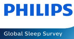 Philips Global Sleep Survey 2020