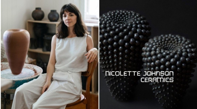 "Profiles: Australian Ceramic Artist Nicolette Johnson – ""Enigmatic And Timeless"" Objects Of Art"