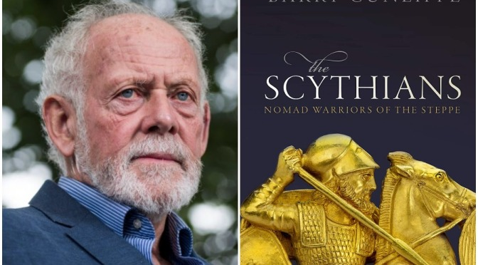 "Archaeology Lectures: ""The Scythians – Nomad Warriors Of The Steppe"" Author Barry Cunliffe"
