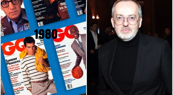 "Podcast Interviews: GQ Creative Director Jim Moore – His Four Decades Of ""Hunks & Heroes"""