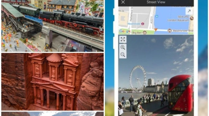 Future Of Travel: Google Maps Offers The World (At 100% Discount Pricing)