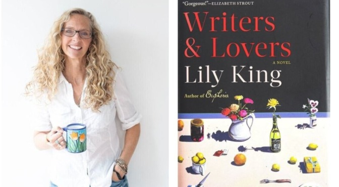 "Best New Fiction Books: 57-Year Old Author Lily King's ""Writers & Lovers"" – On The Road To Happiness"
