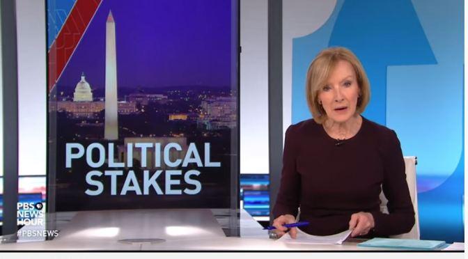 Political News: Tamara Keith And Amy Walter On Latest In Washington (PBS)