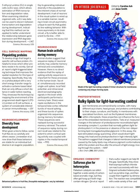 Research Highlights in Science Magazine-page-1