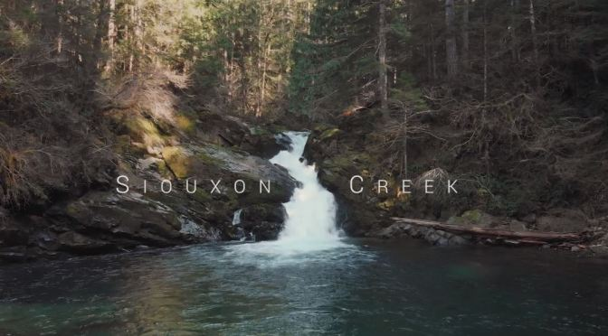 "Top New Nature Videos: ""Siouxon Creek"" & Falls In Washington State (2020)"