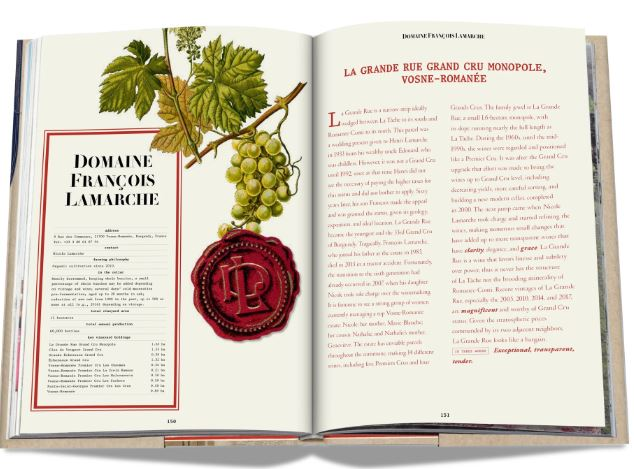 The 100 Burgundy Exceptional Wines to Build a Dream Cellar Jeannie Cho Lee Assouline 2020