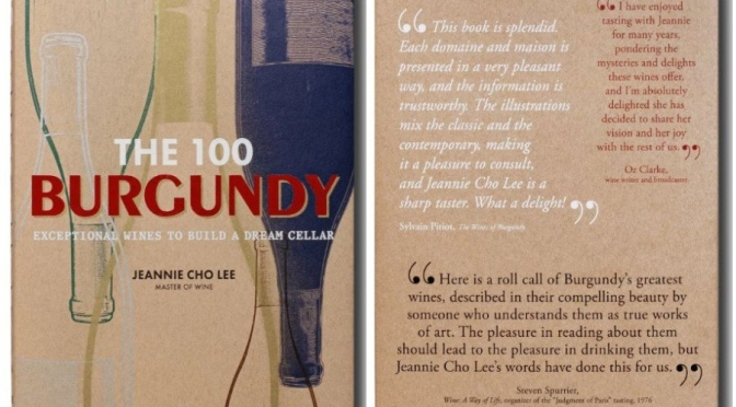 "New Wine Books: ""The 100 Burgundy"" – Building A ""Dream Cellar"" (Assouline)"
