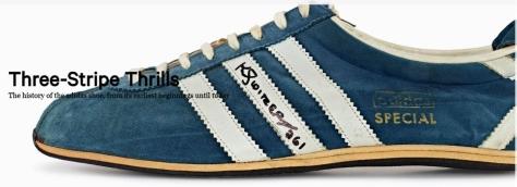 The Adidas Archive Three-Stripe Thrills Taschen March 2020