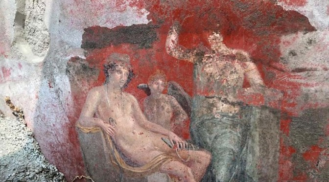 "History: ""The Destruction of Pompeii and Its Aftermath"" (Penn Museum)"