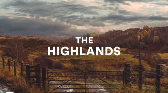"New Aerial Travel Videos: ""The Highlands"" In Scotland By Drew Smith"