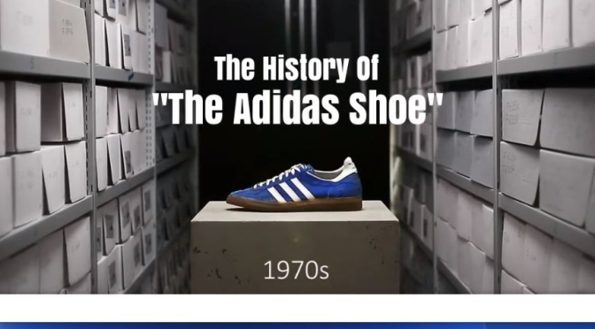 "Culture & Sports: ""The Adidas Archive"" – 100 Years Of ""Three-Stripe Thrills"" (Taschen, May 2020)"
