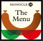 The Menu Monocle 24