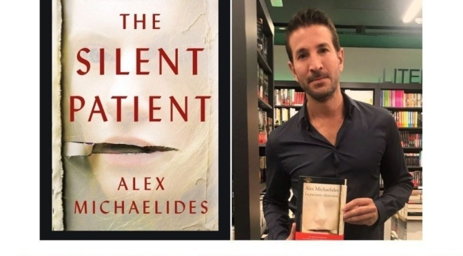 "Interviews: Author Alex Michaelides On His Dubut Book ""The Silent Patient"""