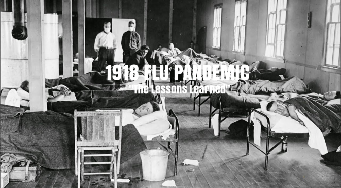 "History Videos: ""1918 Flu Pandemic"" – The Story And Lessons Learned (CBS)"
