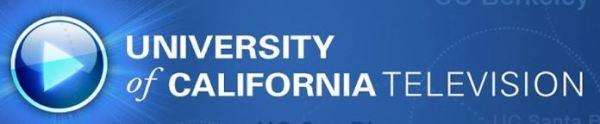 University of California Television UCTV Logo