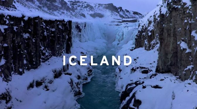 """Travel Videos: """"Wander In Iceland"""" By Neal Howland"""