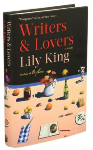Writers & Lovers Lily King March 2020