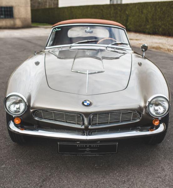 1959 BMW 507 Series II Front