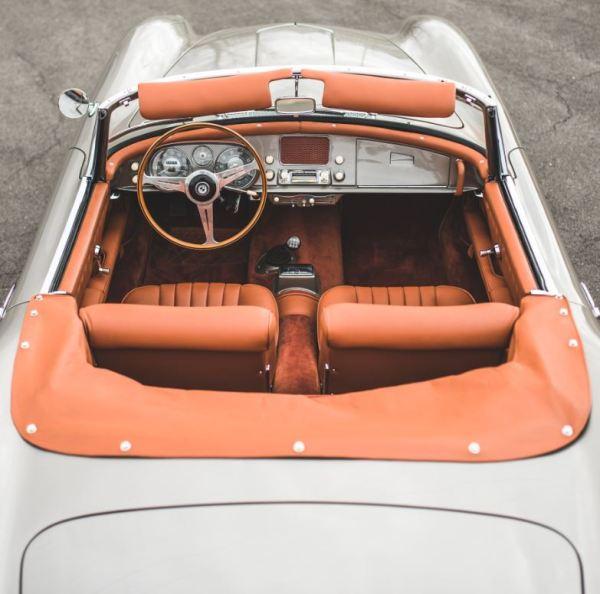 1959 BMW 507 Series II Interior