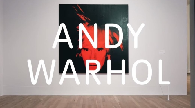"New Museum Exhibitions: ""Andy Warhol"" At The Tate Modern, London (Video)"